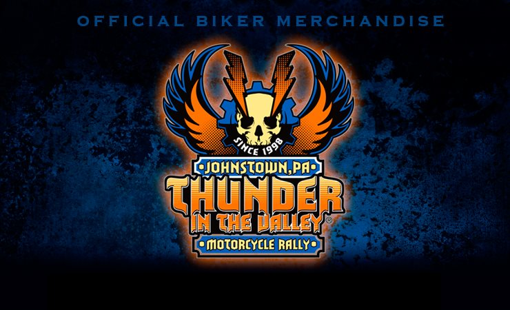 Thunder in the Valley Logo