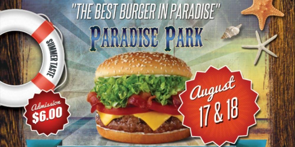 Paradise Park Flyer