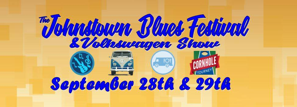 Johnstown Blues Festival & Volkswagen Show
