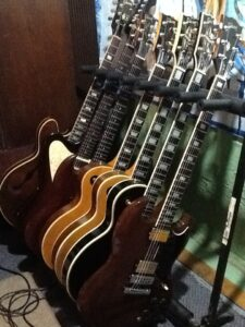 Guitar porn