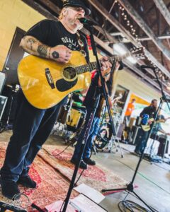 Acoustic Jimmy